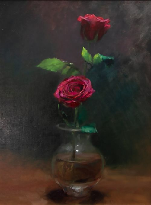 Two Red Roses | Andrew Sinclair