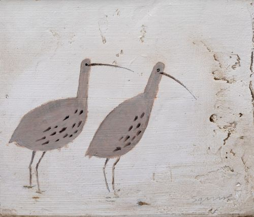 two curlew | andrew squire