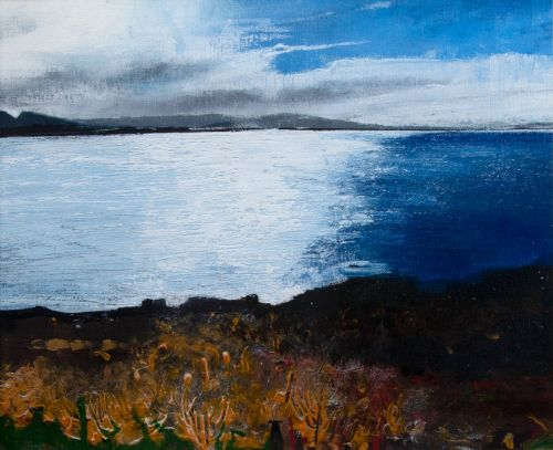 Ardnamurchan on the Horizon | Helen Fryer