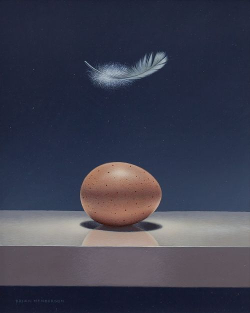 Falling Feather | Brian Henderson