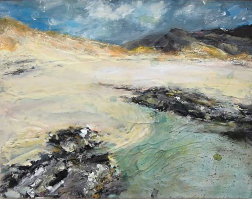 Sanna Bay Sea Shallows | Rose Strang