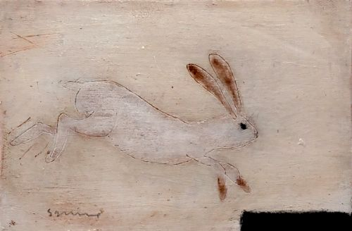 Mountain Hare | Andrew Squire