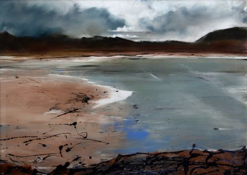 Rain with a Southerly, Sanna | Helen Fryer