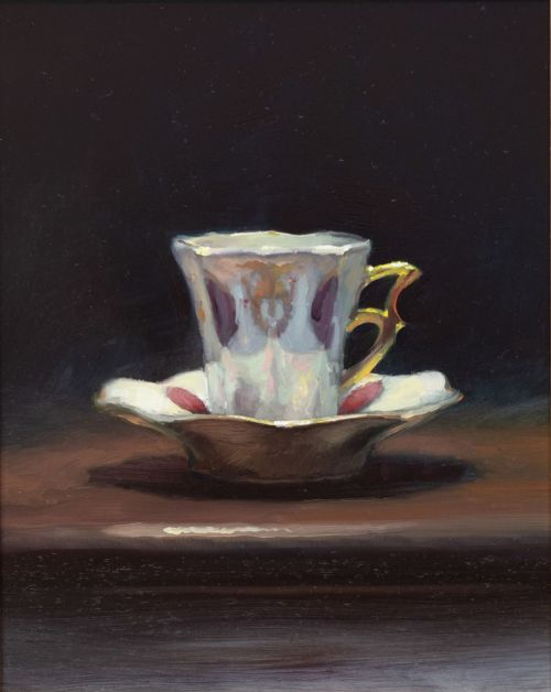 teacup and saucer III | andrew sinclair