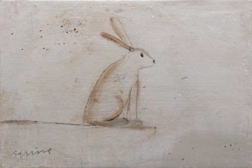 Sitting Hare | Andrew Squire